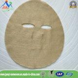Masque d'or de massage facial de face de fibre antibactérienne et anti-inflammatoire d'aloès