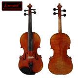 Instrument de musique de haute qualité avancé le violon avec archet de violon 4/4