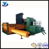 Kundenspezifische Fabrik-hydraulische mobile Altmetall-Auto-Ballenpresse