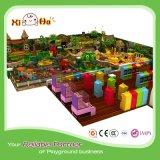 Wenzhou Fabrik-Jungfrau-Waldinnenspielplatz