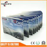 Kundenspezifische Größe und Firmenzeichen druckten RFID Papierkarte für Gatter-Durchlauf-Karte