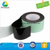 cinta de la espuma de 0.4m m/cinta echada a un lado doble de Aehesive de la espuma del PE (BY6240G)