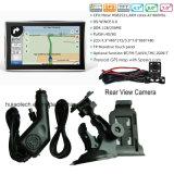 """Горячий 5.0"""" IPS Sreeen Car погрузчик морской навигации GPS с помощью гарнитуры Bluetooth GPS навигатор, FM-передатчик, Avin камера заднего вида и система навигации GPS портативного устройства"""