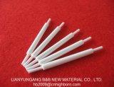 Zirconia branco de grande resistência Rod de lustro cerâmico