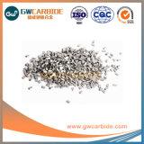 De solides conseils de carbure de tungstène a vu pour le métal
