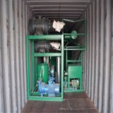 Chongqing Junneng Série Zsa máquina de reciclagem de óleo de resíduos