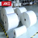 Étiquette de logistique d'étiquettes d'expédition de roulis enorme de papier thermosensible de fournisseur d'usine d'OEM