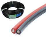 Fil électrique de l'UL 3135 enduits flexibles en caoutchouc de silicones