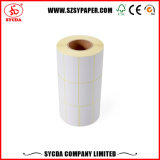 Enregistrement numérique personnalisé papier étiquette auto-adhésif thermique