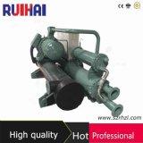 OEM/ODM chemischer Bereich-wassergekühlter Kühler mit halbhermetischem Schrauben-Kompressor
