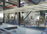 Refinería caliente del aceite de mesa de la pequeña escala del petróleo crudo de Sinoder de la venta