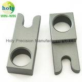 Hoge Precisie die Deel van Aluminium CNC machinaal bewerken die Fabriek machinaal bewerken