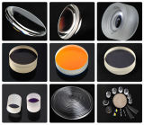 Dia76.2mm positive optique non couché en silice fondue objectif à ménisque