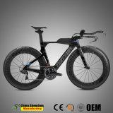 Vélo d'emballage de route du carbone 22speed d'Élevé-Module avec la roue d'alliage d'aluminium