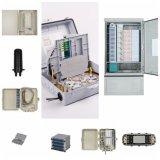 """19"""" de fibra óptica Patch Panel Cate 48 puertos UTP6"""