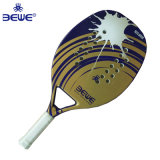 2018新しいデザイン軽量3Kカーボン浜のテニスラケット