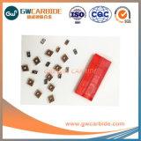 O carboneto de sólido Indexable insertos CNC