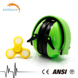 子供の赤ん坊のための安いヒアリング保護ヘッドバンドPVC耳のマフ