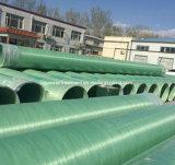 FRP GRP Abwasser-Rohr Gre Fiberglas-Abwasser-Rohr