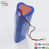 Pacchetto della batteria ricaricabile dell'OEM 3s2p Icr 18650 11.1V 4400mAh