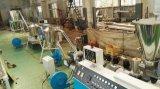 Los gránulos de PVC de plástico que hace la máquina de soft y PVC rígido