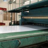 Délié d'Alsl 304 + feuille du fini solides solubles de film de PVC