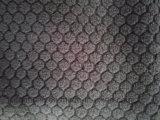 Полиэстер раунда из жаккардовой ткани леди куртка