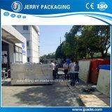 Alimentação automática de enchimento de líquido de pó máquina de embalagem para a Bolsa preformado