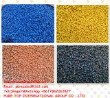 Tratamiento por lotes principal del color plástico para la película y el moldeo por insuflación de aire comprimido