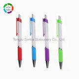 Papeterie en plastique neuve de bureau de stylo à bille 2017 pour le cadeau promotionnel
