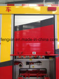 Porte en aluminium d'aluminium d'obturateur de rouleau de porte de roulement de camion de pompiers