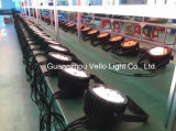 Luz al aire libre de la etapa de la IGUALDAD de Vello LED 18PCS RGBW (LED PSD 418II)