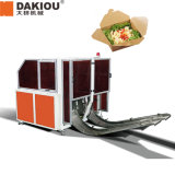 Conteneur de nourriture de papier remplaçable faisant la machine