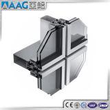 Parete divisoria di alluminio illimitata dell'America Standarded di disegno