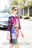 2018 новейших Fashion женщин платья