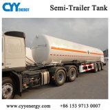 Kälteerzeugendes Sauerstoff-Stickstoff-halb Schlussteil-Tanker-Transport-Becken
