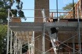 Andamio de aluminio móvil usado del andamio de la construcción