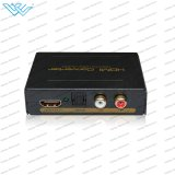HDMI aan Trekker van de Convertor HDMI+Audio (van SPDIF+LR) de Audio