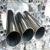 Aislante de tubo redondo de la depresión del acero inoxidable de la alta calidad manufacturado en China