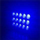 Licht van de Vloed van het Systeem van Dali 600W RGB