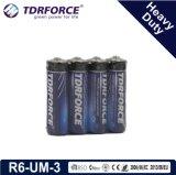 煙Detetor (LR6/AA/AM3)のための中国の工場極度の頑丈な乾電池