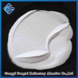 36 Mesh grãos de óxido de alumínio branco fundido para moer abrasivos