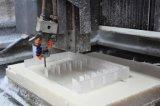 CNCのアルミニウム自動車プロトタイプ金属ミラーの磨かれた自動モデル