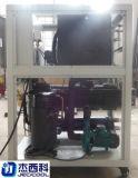 refrigerador de agua encajonado Scrool del refrigerador refrigerado por agua de 3HP 5HP 10HP