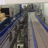 Hairise Latte-Oberseite-Kettenförderanlagen-System verwendet in der Getränkefabrik