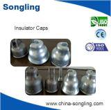 Energía eléctrica racor de metal (hierro dúctil) con el manguito de zinc