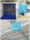 CE Stand de pulvérisation de peinture de base de l'eau sans sécheurs Wld-8400