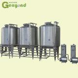 Gyc frutas produtos hortícolas a produção leiteira a linha de processamento de fábrica de equipamentos de limpeza CIP no lugar da máquina no Sistema de Limpeza