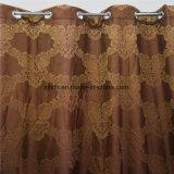 Design de luxe polyester jacquard Tissu pour rideaux Home Textile