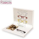 Compteur de lunettes de soleil Lunettes Les lunettes en acrylique bac d'affichage